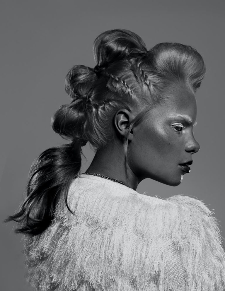 Naturalna sproszkowana henna do farbowania włosów